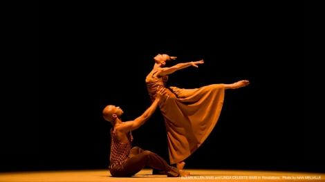 Alvin Ailey American Dance Theater, REVELATIONS, Fix Me Jesus, Linda Celeste Sims, Glenn Allen Sims